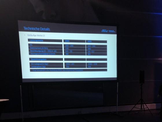 HUD ist nicht (mehr) im Programm - Panoramadach im Tech. 2 Paket vorhanden