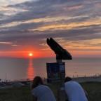 Zweiter Tag elektrisch an der Nordsee geht zu Ende