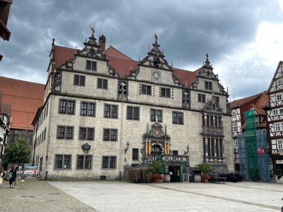 Rathaus Hann. Münden