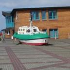 Die Küstenwache sitzt auf Sylt auf dem Trockenen!