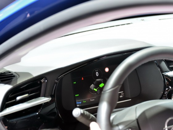 IAA 2019 - Opel - Corsa e