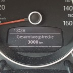 "e-Up (""Hurry Up"") Kilometerstand nach 10 Monaten"