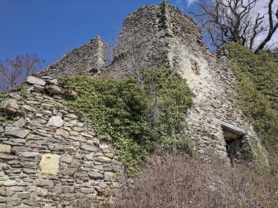 Mauer am Hohenkrähen