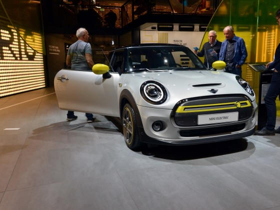 IAA 2019 - BMW - Mini electric