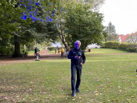 Doktor(werder)spiele, Kunst & Kultur zum e-Golf-Treffen 2021
