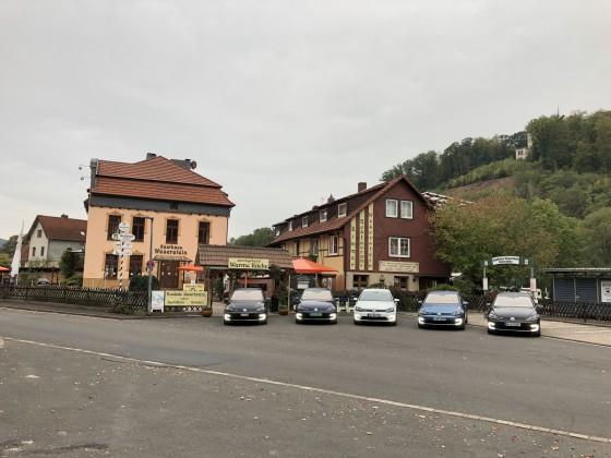 1. offizieller Tag des 3. internationalen eGolf-Treffen in Hann. Münden