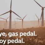 Hello joy pedel ( Volkswagen US)