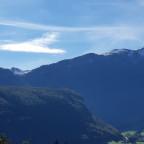Wolkenvogel über dem Swiss Knive Valley