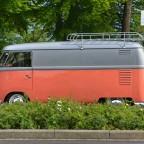 Historischer VW-Bulli