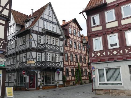 Hann. Münden Altstadt