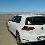 Parkplatz auf dem Strand