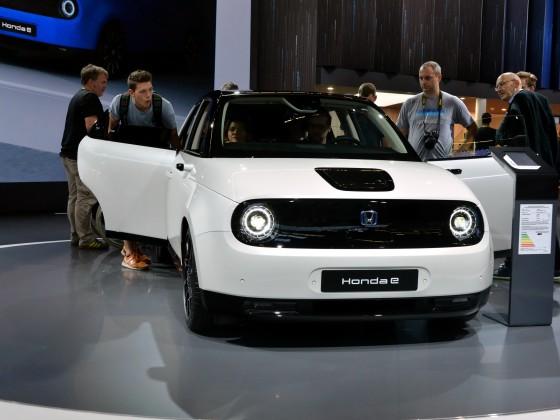 IAA 2019 - Honda e