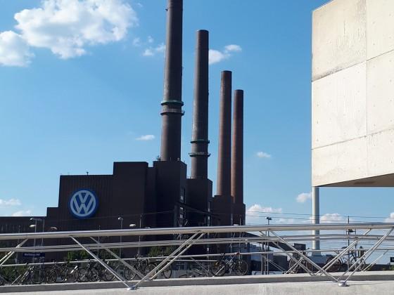 Schöne Grüße aus Wolfsburg