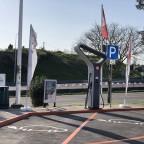 Portugals Autobahnrastpläze sind auch mit CCS versorgt!