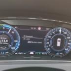 Verbrauch von Pettnau zum Brenner auf der Autobahn