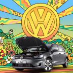 eGolf Volkswagen Neuseeland