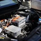 Motorraum e-Golf 300