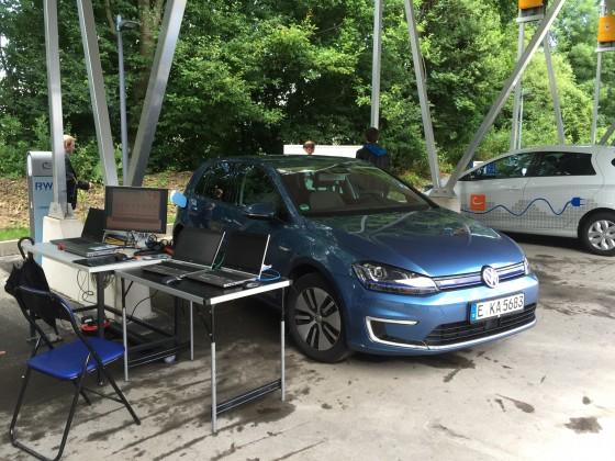 SoftlyBlue als Teilnehmer beim Smartgrid Probebetrieb in Wuppertal