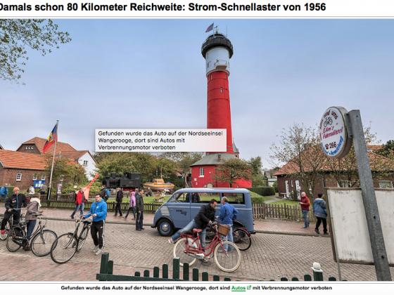 DKW Strom-Schnellaster