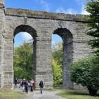 Wasserspiele oder nicht in Kassel Bergpark Wilhelmshöhe