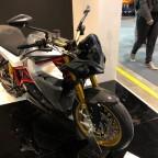 sieht doch aus wie ein normales Motorrad - ohne Kupplung