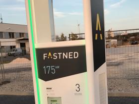 Fastned 175 KW Ladesäule